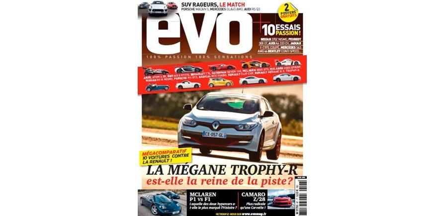 Magazine EVO : «Tout est relatif» par Maitre Dufour