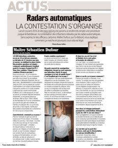 Interview radar maitre dufour